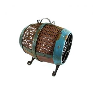 """Marani"" Wine Barrel Stand"