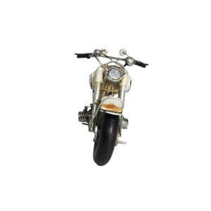 Retro Model Motorcycle