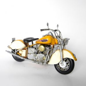 Metal Model Motorcycle