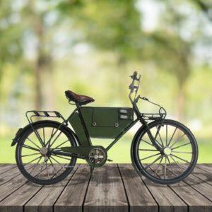Decorative Metal Model Bicycle