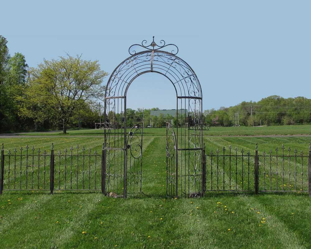 Garden Gates and Fencing
