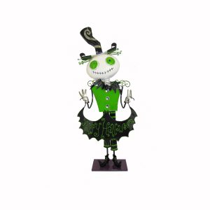 "Short Iron Halloween Figurine ""Antonio"""
