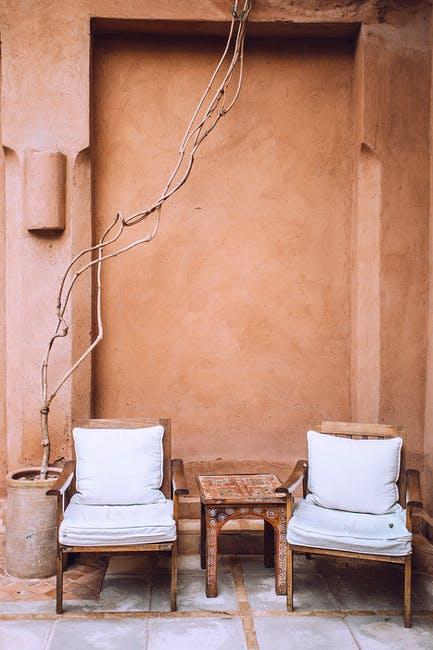 unique outdoor furniture