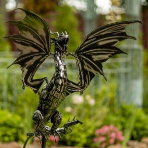 """Iron Dragon Swing Stake """"Dayfyre"""""""