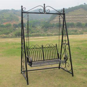 Photo of Metal Porch Swing